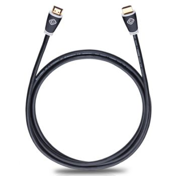 Oehlbach EASY CONNECT HDMI 0,75m,  Cable HDMI
