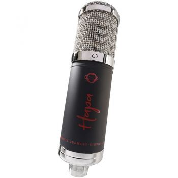 Monkey Banana Hapa Black microfono de condensador