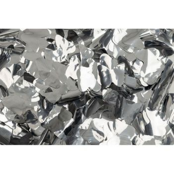 Antari Silver Metallic Confetti Butterfly 1Kg
