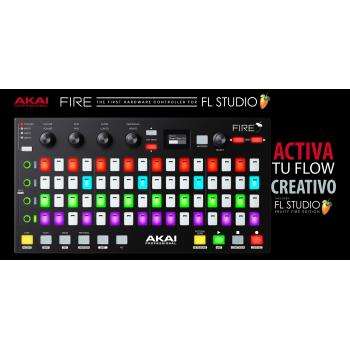 Akai FIRE Controlador FL Studio