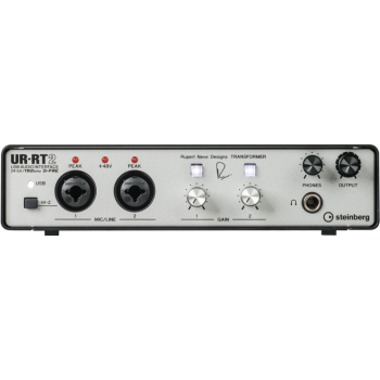 Steinberg UR-RT2 Interfaz de Audio USB