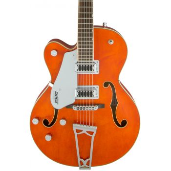 Gretsch G5420LH Electromatic Orange Stain Guitarra Zurdos