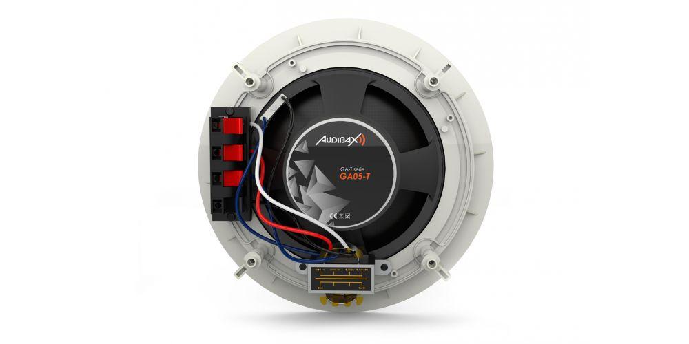 audibax ga05 t conexiones