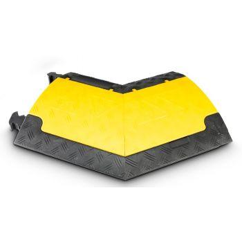 Defender Mini R. Curva de 45° Derecha para Pasacables 85200