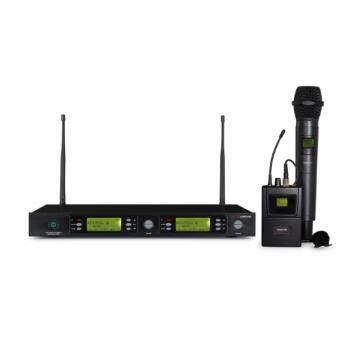 Fonestar MSH-898-570 Micrófono Inalámbrico Doble UHF