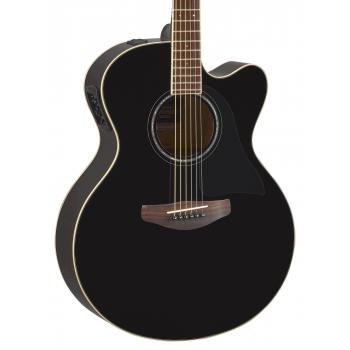 YAMAHA CPX600BL Guitarra Electro acustica
