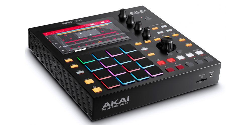Akai mpc one secuenciador