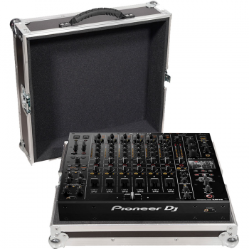 Walkasse WC-DJMV10-ESP Flight case Mezclador Pioneer DJM-V10 Plata
