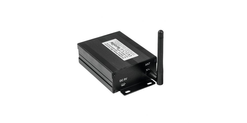 eurolite quickdmx wireless transmisor