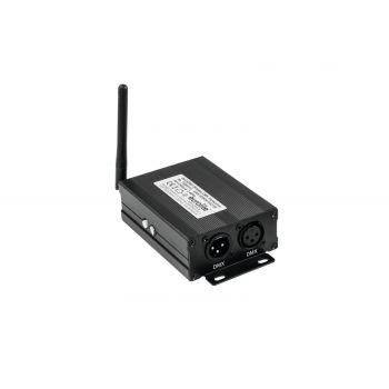 Eurolite QuickDMX Wireless Transmisor / Receptor DMX Inalámbrico