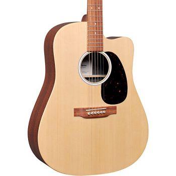 Martin DC-X2E Sitka - Mahogany Guitarra Electroacústica con Funda