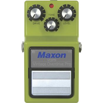 Maxon VOP-9 Vintage Overdrive Pro Pedal Efectos Guitarra