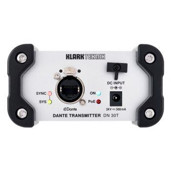 Klark Teknik DN 30T Transmisor Dante 2 Canales