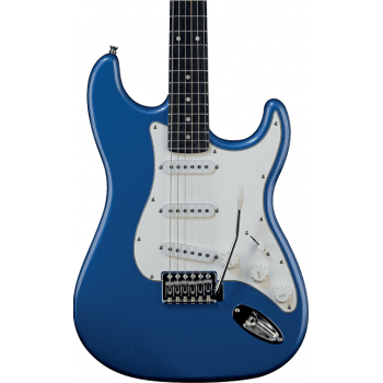 Eko S300 Azul Metálico Guitarra Eléctrica