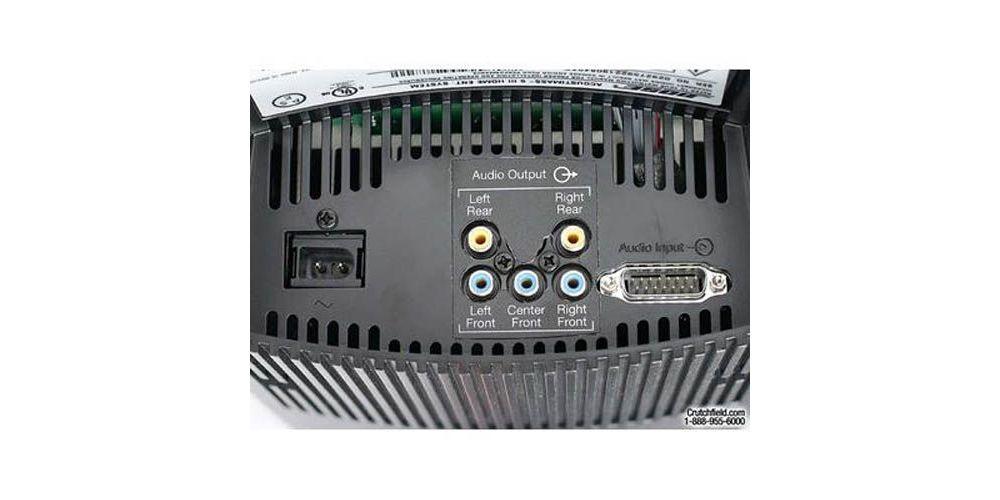BOSE AM-6-III-NEGRO Sistema acustico amplificado AM6  III
