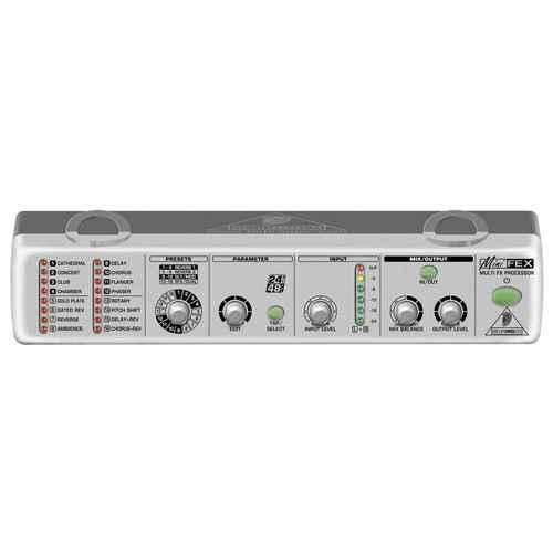BEHRINGER FEX800 Procesador Multi-Efectos Behringer FEX-800