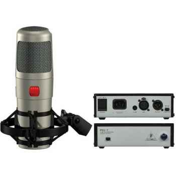 BEHRINGER T1 Microfono de Condensador Behringer T-1 Und.