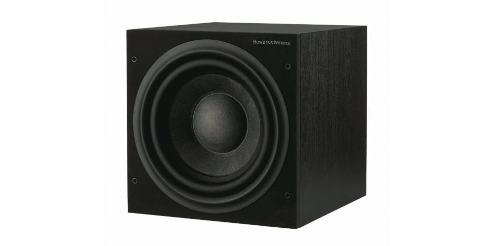 BW MT-50 Sistema acustico Negro Mate