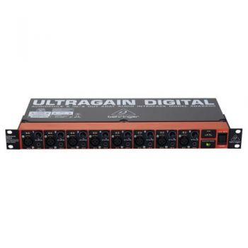 BEHRINGER ADA-8200 Convertidor Analogico Digital ADA8200