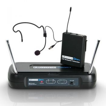 LD SYSTEMS ECO 2 BPH4 Microfono Inalambrico de Diadema