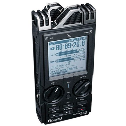 Roland R26 Grabadora Portátil