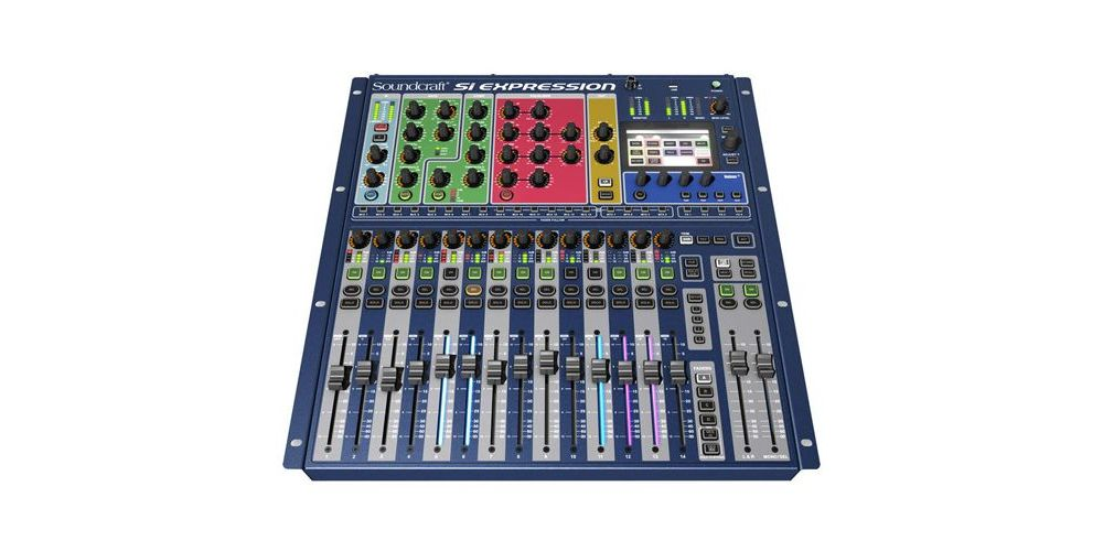 SOUNDCRAFT Si EXPRESSION 1 Mesa Digital