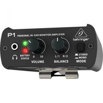 BEHRINGER POWERPLAY P1 Amplificador Auricular In ear