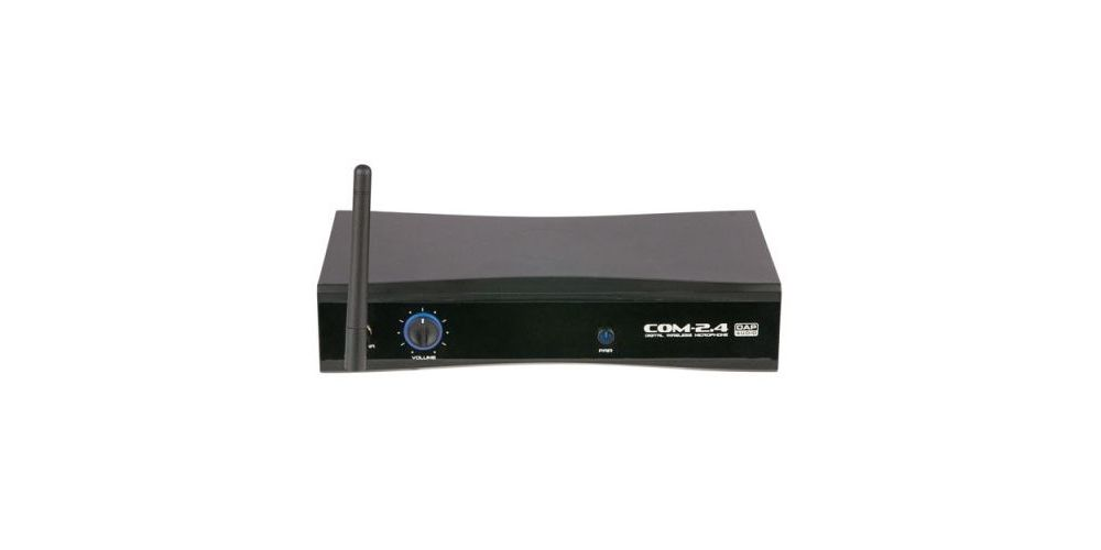 Dap Audio COM 2.4 Micrófonos UHF Inalámbrico D1410