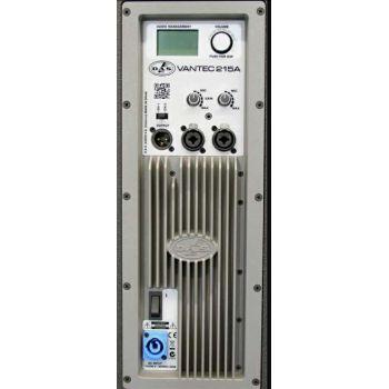 DAS VANTEC 215A Altavoz Amplificado 2 X 15