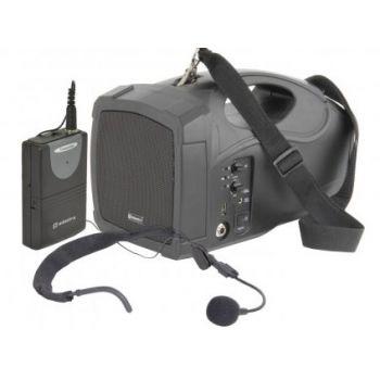 ADASTRA H25 Sistema Portatil con Microfono de Diadema