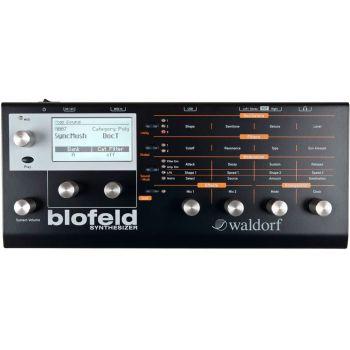 Waldorf Blofeld Black Sintetizador