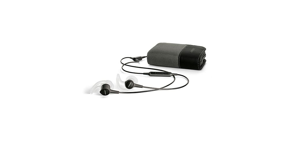 bose soundtrue ultra in ear mfi negro funda