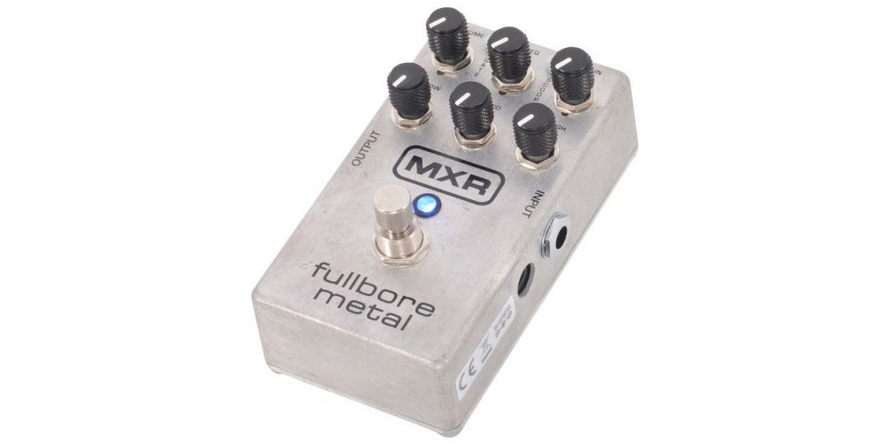 Dunlop MXR M116 Fullbore Metal Distorsion Pedal