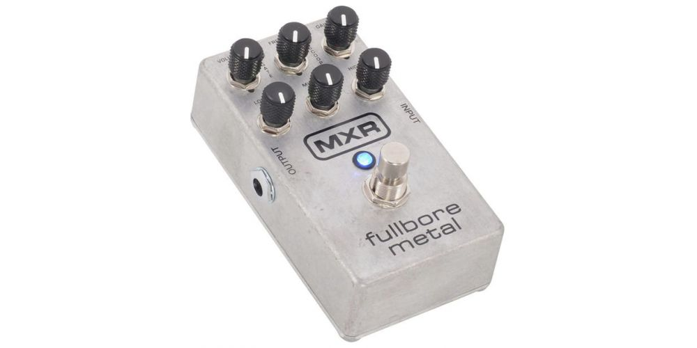mxr fullbore metal pedal distortion