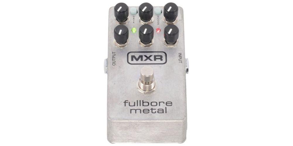 mxr fullbore metal pedal front
