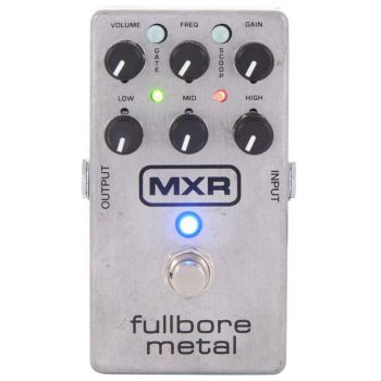 MXR M116 Fullbore Metal Distorsion Pedal