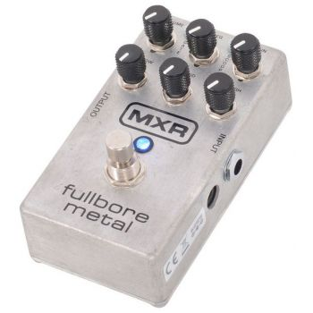 Dunlop MXR M116 Fullbore Metal Distorsion Pedal