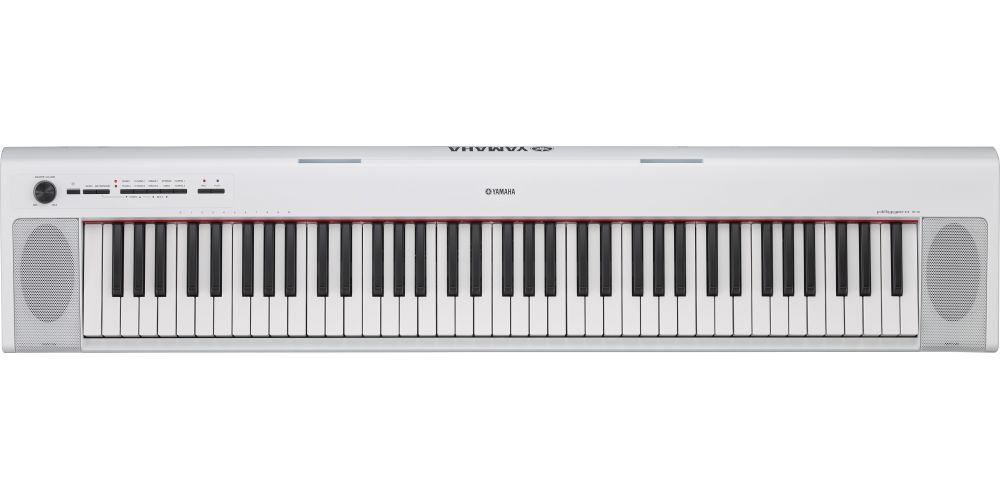 piano yamaha np32blanco