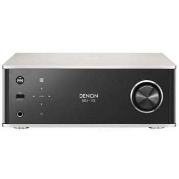 DENON DRA-100 Receptor Audio Red