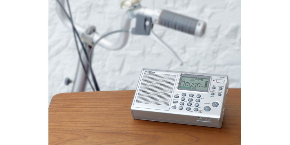 sangean ats405 radio multibanda digital