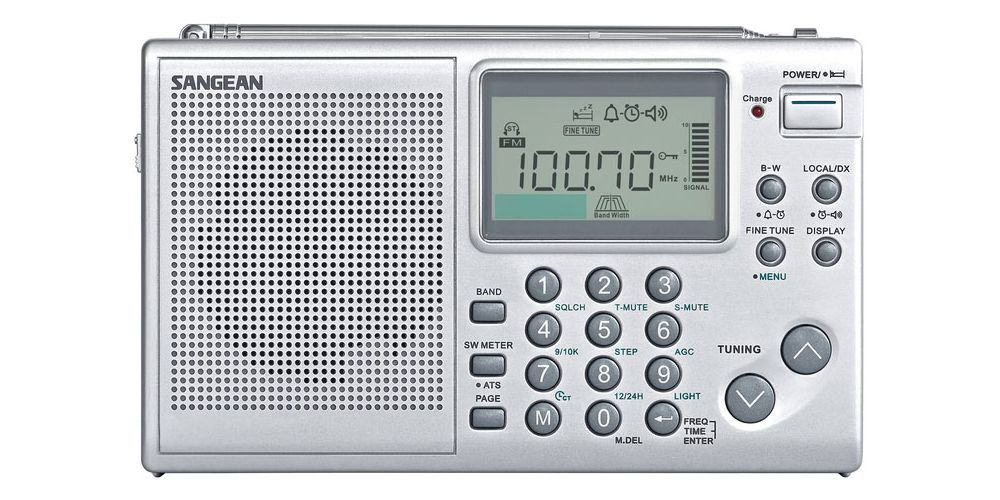 sangean ats405 radio multibanda
