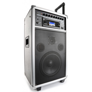 Vonyx ST-100 MK2 Sistema Portatil 8