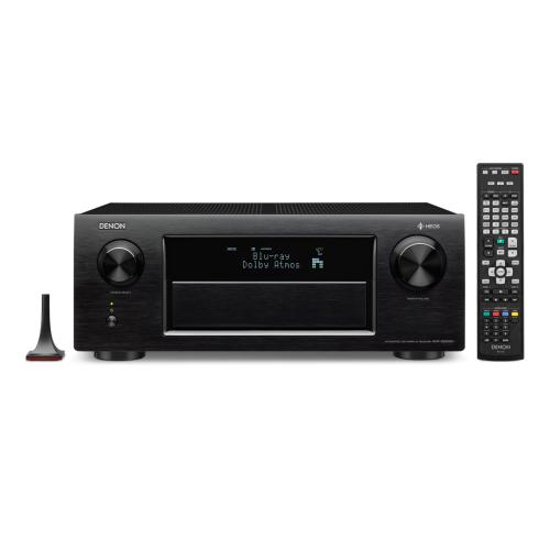 DENON AVR-X6300 Black