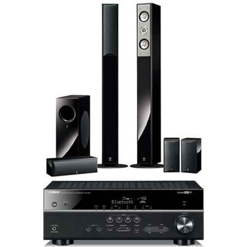 yamaha rxv 481 receptor av nspc210 home cinema
