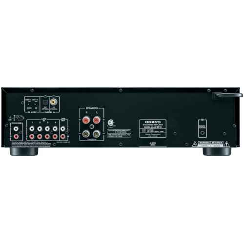 onkyo a 9010 bk amplificador conexiones