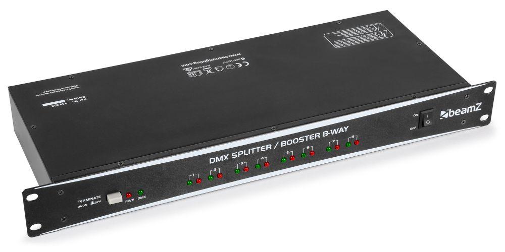 Beamz Splitter DMX 154023