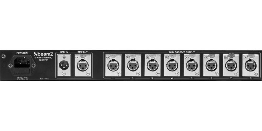 COMPRAR Splitter Beamz DMX 154023