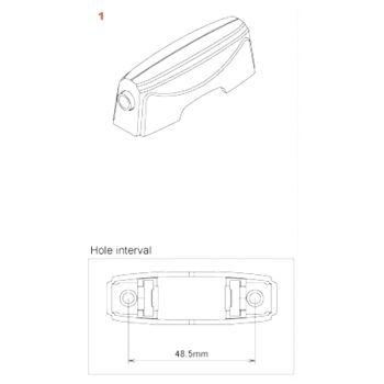 Tama MSL60S Tensor para caja Soundworks o Imperialstar