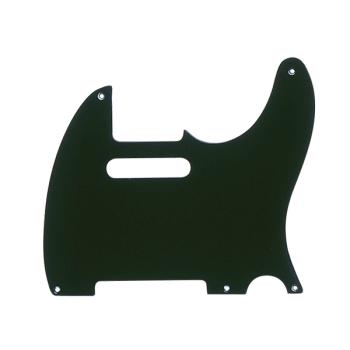 Fender Golpeador Telecaster 5 Agujeros de montaje Negro