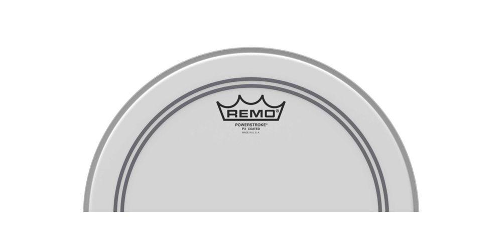 remo powerstroke 3 coated logo